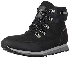 Columbia Winter Boots Size Chart Columbia Womens Wheatleigh Shorty Winter Boot Waterproof
