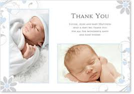 Baby Boy Thank You Cards Baby Boy Thank You Cards With Free Uk Delivery