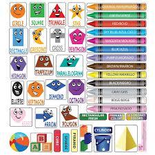 Peel, Play & Learn Shapes & Colors   Kids   KidSteals.com