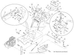 Bunton bobcat ryan 900 walk behind edger parts diagram for little wonder parts diagram 16 at toro proline parts diagram