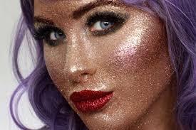 makeup artist who goes by the insram name notcatart image credit katieelizabeth insram
