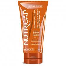Shampoing nourrissant sans silicone pour cheveux secs. Nutricap Shampooing Cheveux Secs Abimes 200 Ml
