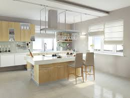Kitchen Space Two Tone Kitchen Cabinets Modern Design Idolza
