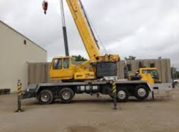 Equipment Mountain States Crane