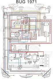 1971 vw bus wiring harness circuit connection diagram \u2022 1999 Volkswagen Beetle 1959 bus wiring diagram usa thegoldenbugcom wire center u2022 rh casiaroc co vw wiring harness diagram