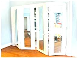 sliding accordian doors gorgeous hanging sliding door 8 ft closet door small closet doors small accordion