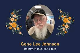 Gene Lee Johnson