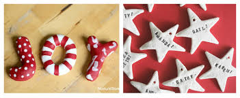 Salt Dough Handprint Christmas Tree Ornaments  The Imagination TreeSalt Dough Christmas Gifts