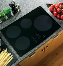 Hybrid Induction Cooktop Ge Profile Electric Cooktops Manual True Single Burner Induction