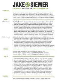 Video Resume Example Video Production Resume Samples On Resume Cover