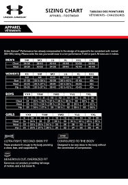 52 Experienced Under Armour Womens Shorts Size Chart