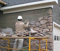 how to mortar stone stone veneer setting stone mortar stone wall