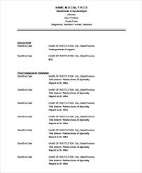 Formal Resume Template Awesome 24 Resume Formats PDF DOC Free Premium Templates