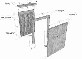 bat house plans pdf beautiful free diy bat house plans to shelter the natural pest control