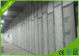 internal lightweight partition office walls fire proof eps cement board