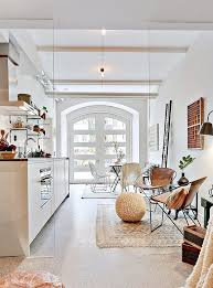 Natural lighting futura lofts Tegels White Kitchen And Natural Light Futura Lofts Apartments In Dallas Tx Functional Loft Design Kitchen Cocinas Mini Piso Hogar