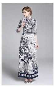 <b>Merchall Summer Runway</b> Designer Long Maxi Dress Women Long ...
