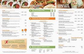 pei wei menu and s 2017 restaurantfoodmenu perning to pei wei menu nutrition