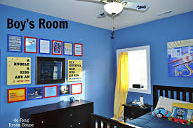 Boys Blue Bedroom Ideas - Boys bedroom idea
