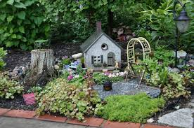 outdoor fairy garden. outdoor fairy garden ideas gallery r