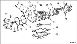 cel and flashing o d light ford bronco forum Ford E40d Neutral Safety Switch Wiring Diagram Ford E40d Neutral Safety Switch Wiring Diagram #87 Ford Ignition Switch Wiring Diagram