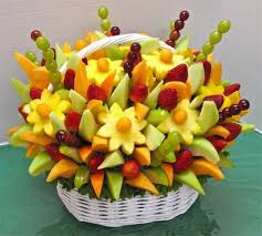 How To Decorate Salad Tray 100 Fresh and Impressive Salad Decorations 67