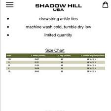 Shadow Hill Camouflage Tactical Pants