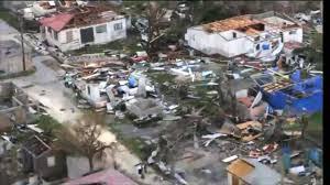 images of puerto rico hurricane damage