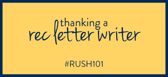 sorority letter of recommendation example how to thank the alumnae writing your letters of
