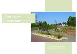 Duurzame Groenvoorziening