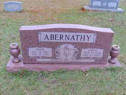 Gwen Abernathy (1909-2003) - Find A Grave Memorial