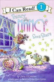 Fancy Nancy Sees Stars by Jane O'Connor – Leveled Books • Guided Reading  Books • Books for Kids