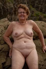 Granny showing naked body Myslimpics