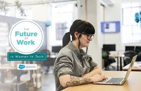 The Future Of Work Is Women In Tech Career Contessa