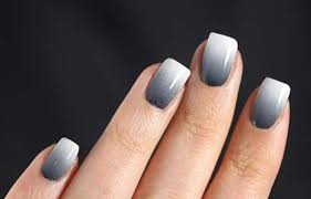 Image result for uñas degradado metalizado