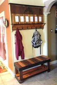 Entry Hall Coat Rack Awesome Hall Coat Rack Bench Entryway Storage Antique Hall Coat Rack Bench