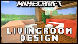 Minecraft Living Room Furniture Minecraft Tutorial Living Room Furniture Design Modern House