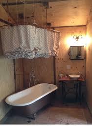 Clawfoot Tub Bathroom Ideas Custom Shower Curtain Rods For Clawfoot Tubs Best Shower Curtain Ideas