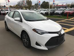 New 2018 Toyota Corolla 4 Door Car in Brockville, ON 10178