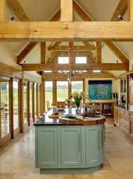 Oak Kitchen Border Oak Kitchen Extension With Oak Framing Border Oak