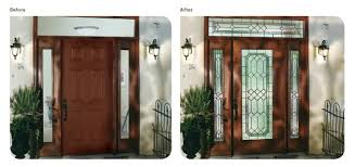 make a grand entrance with door lites