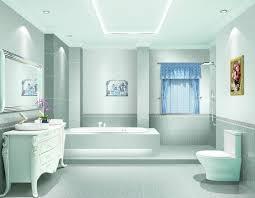 blue bathrooms. Coolest Bathroom With Blue Design In Interior Bathrooms