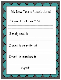 best writing images teaching writing teaching kid friendly new year s resolution printable