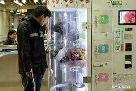 Flower Vending Machine For Sale Impressive Shanghai's Flower Vending Machines Not So Much Of A Hit Shanghaiist