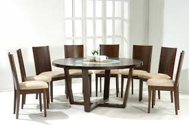 stunning round dining table for 8 people including superb modern sets rectangular shape solid wood and 2017 pictures fascianting construction dark brown