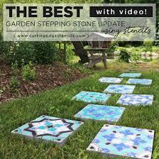 the best garden stepping stone update