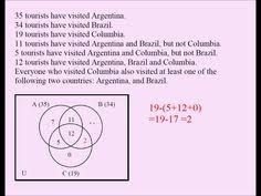 Examples Of Venn Diagram Problems With Answers 137 Best Venn Diagram Funnels Pyramids Images Find Image Pin