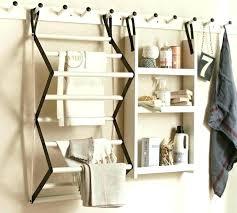 fold down drying rack wall mounted fold down drying rack good wall mounted clothes drying