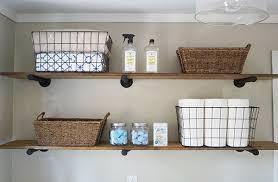 Brilliant Laundry Room Storage Cabinets Diy Laundry Room Storage Ideas Pipe  Shelving