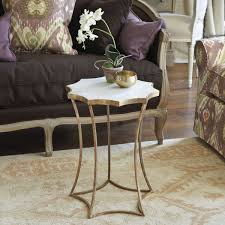 Ballard Design Free Shipping 2014 Aster Side Table Home Side Tables Marble Top Side